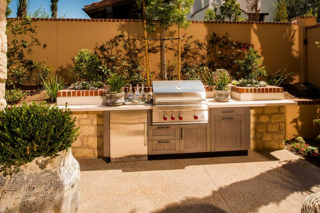 3 Outdoor Kitchen Design Ideas Recommended By The Pros All American Pool And Patio Blogall Blog