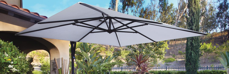 13' Octagon Cantilever Umbrella