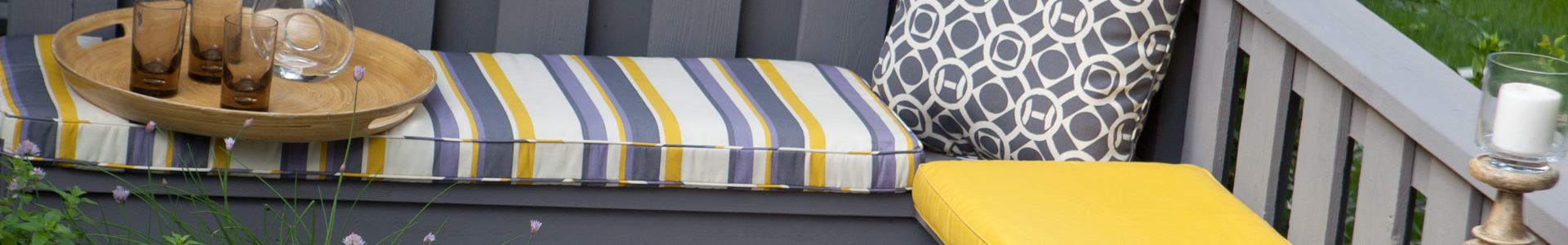 Deluxe Bench Cushion