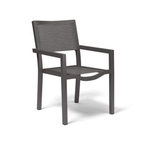Vegas Sling Stackable Dining Chair