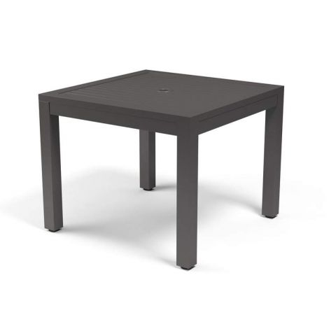 Vegas Sling Square Dining Table - 36 Inch