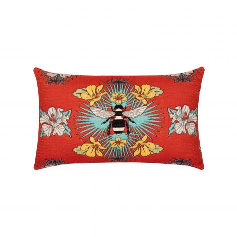 Tropical Bee Red Lumbar