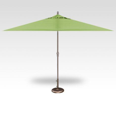 8' x 10' Auto Tilt Umbrella - Kiwi