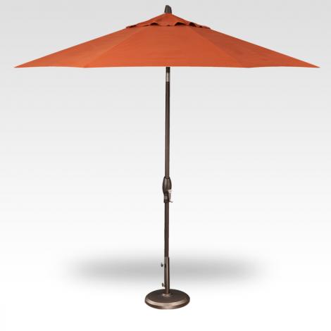 Button Tilt Market Umbrella - Sunset