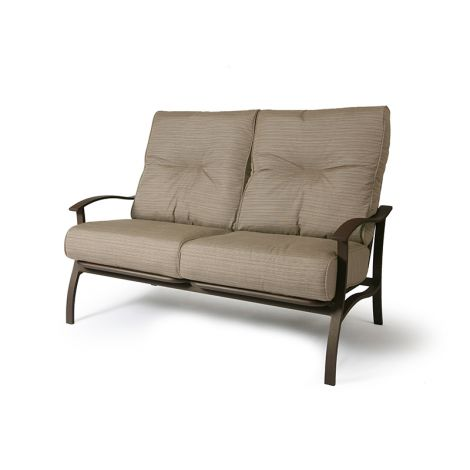 Albany Cushion Loveseat