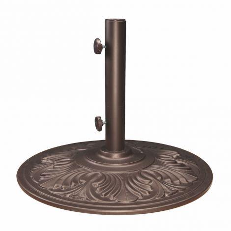 Art Deco Base - Bronze