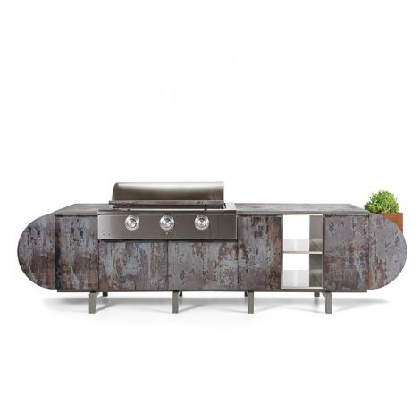 ASA-D2 Modular Outdoor Kitchen