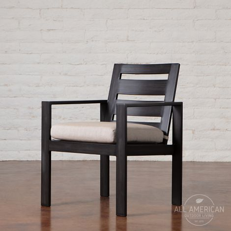 Brooklyn Arm Chair with Cushion