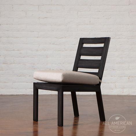 Brooklyn Side Chair with Cushion