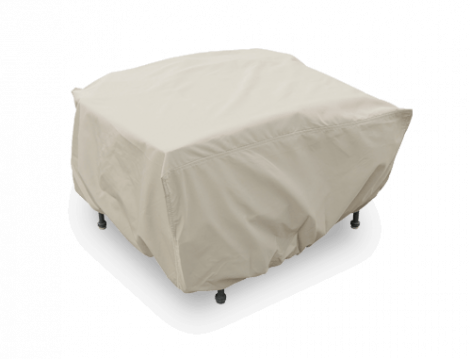 Small Fire Pit/Table/Ottoman Cover