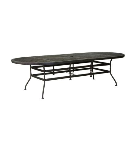 Bordeaux Oval Dining Table - 108