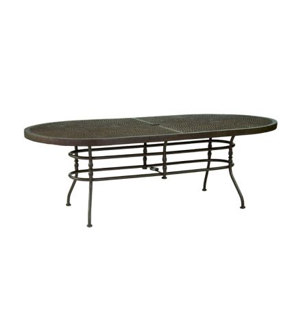 Bordeaux Oval Dining Table - 86