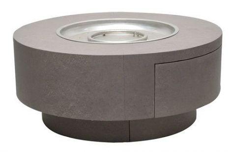 Alumi-Crete Round Firepit - 42 Inches