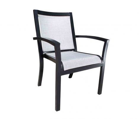 Millcroft Sling Dining Arm Chair