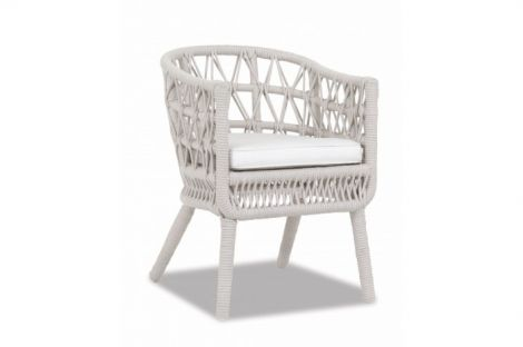 Dana Rope Dining Chair