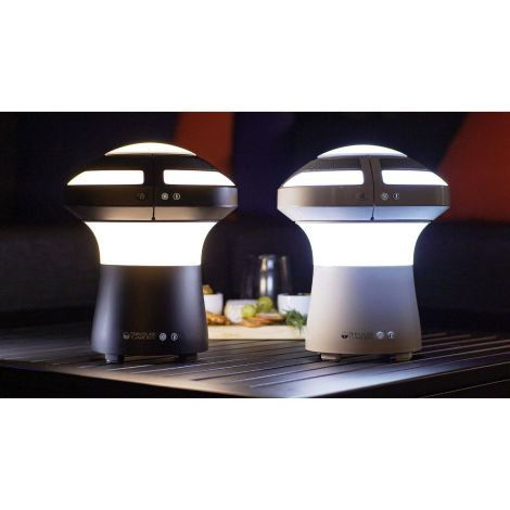 LED Light with Bluetooth Speakers for Outdoor Umbrellas