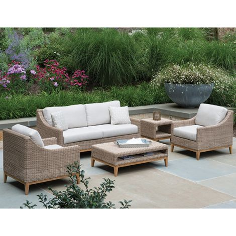 Frances 5-Piece Seating Set
