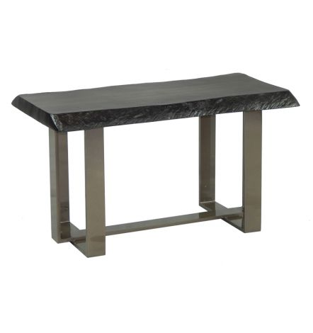 Moderna Small Rectangular Coffee Table - 34.5 Inch