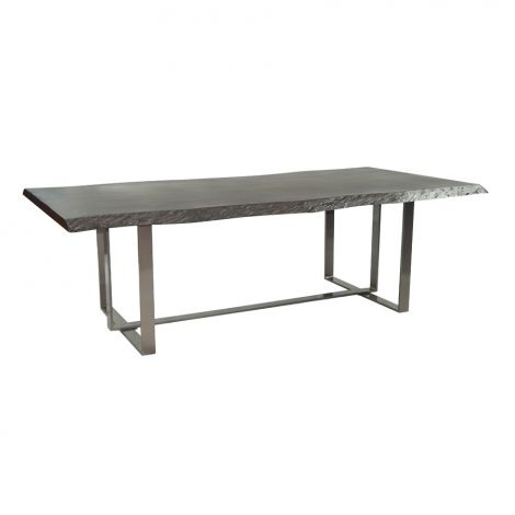 Moderna Rectangular Dining Table - 84 Inch