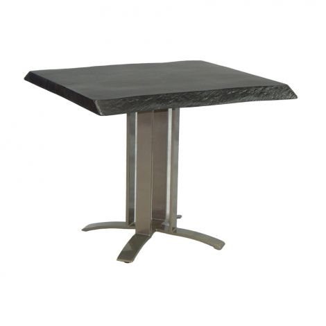 Moderna Metro Square Dining Table - 32 Inch