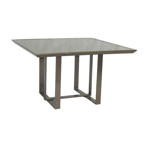 Moderna Square Dining Table - 47 Inch