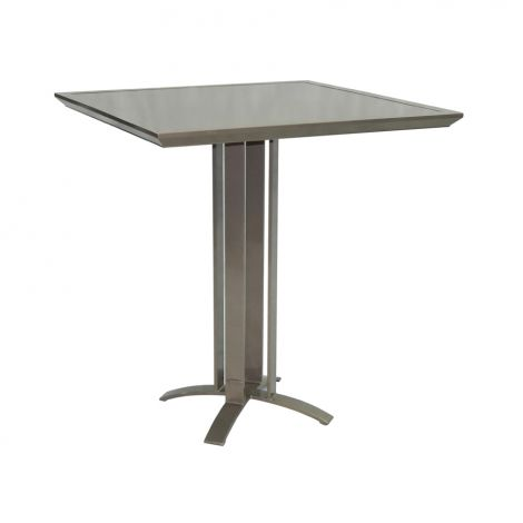 Moderna Square Counter Table - 38 Inch