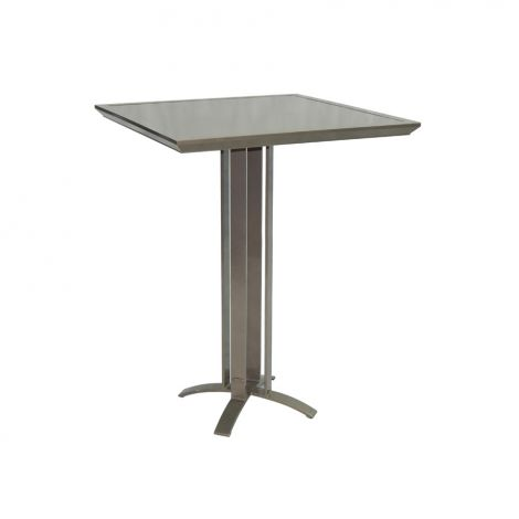 Moderna Square Bar Table - 38 Inch