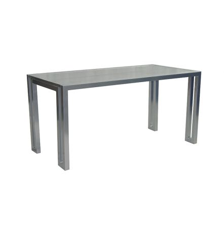 Icon Rectangular Counter Height Table - 60 Inch