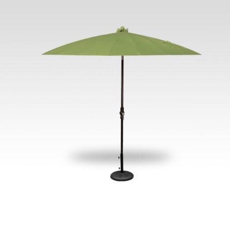 10' Shanghai Auto Tilt Umbrella - Kiwi