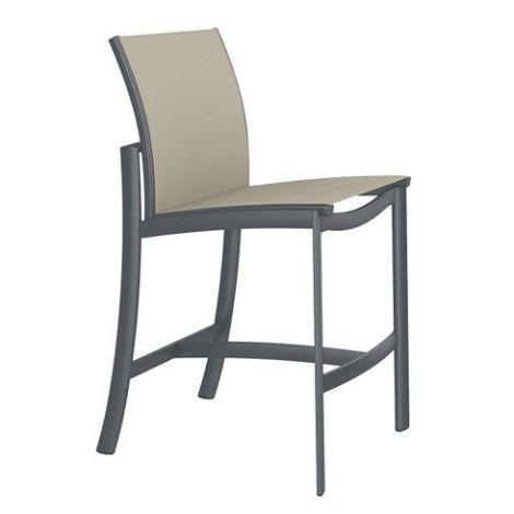 Kor Relaxed Sling Armless Barstool