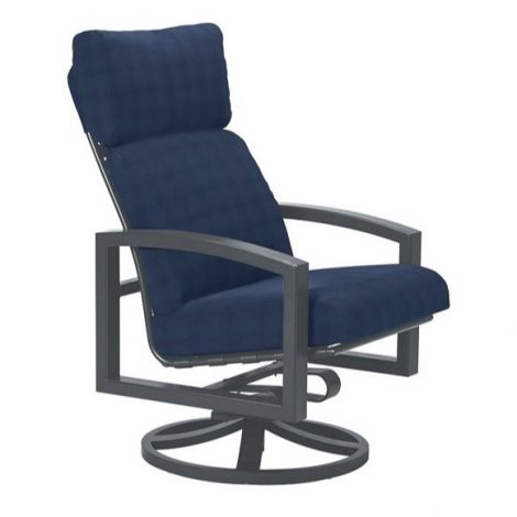 Lakeside Cushion Swivel Rocker