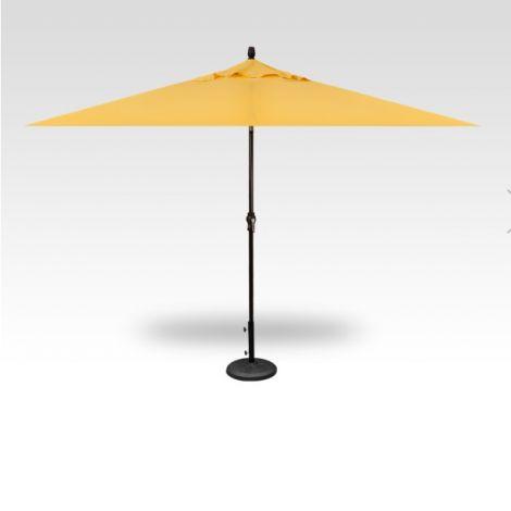 8' x 10' Auto Tilt Umbrella - Lemon