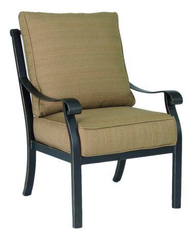Madrid Cushion Dining Chair