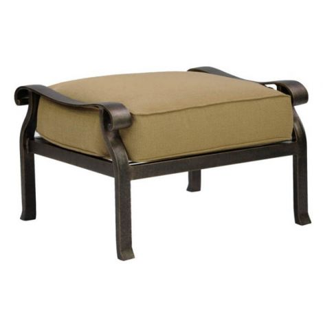 Madrid Cushion Ottoman