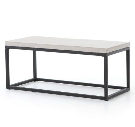 Minimus Rectangle Coffee Table