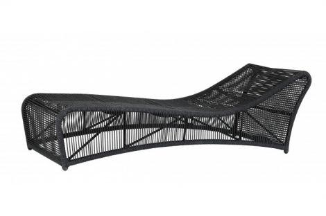 Milano Cushionless Chaise Lounge