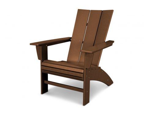 Modern Curveback Adirondack Chair