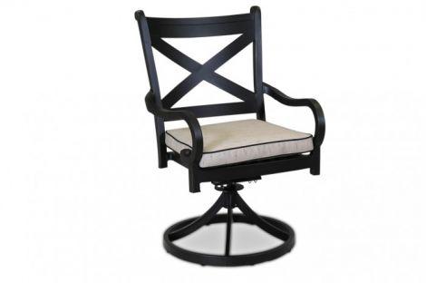 Monterey Swivel Dining Chair