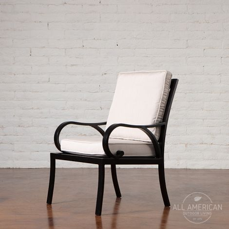 Palisades Cushion Dining Chair