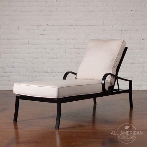 Palisades Cushion Chaise Lounge