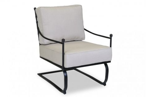 Provence Rocking Club Chair