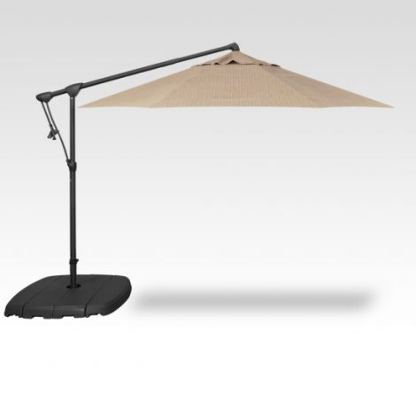 10' Octagon Cantilevered Umbrella - Ridge Beach