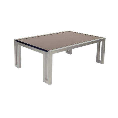 Icon Large Rectangular Coffee Table - 50 Inch