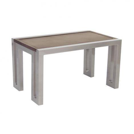 Icon Small Rectangular Coffee Table - 34 Inch
