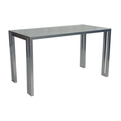 Icon Rectangular Bar Height Table - 60 Inch