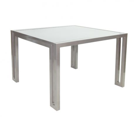 Icon Square Dining Table - 44 Inch