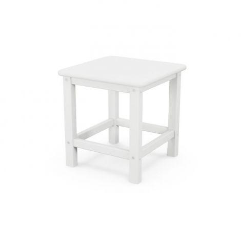 Seashell Side Table - 18 Inch