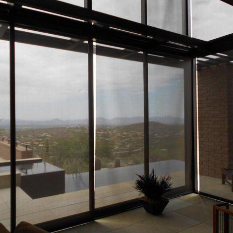 Interior Window Shades