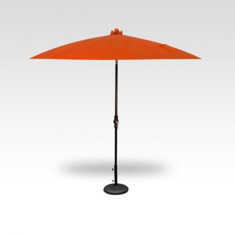 10' Shanghai Auto Tilt Umbrella - Sunset