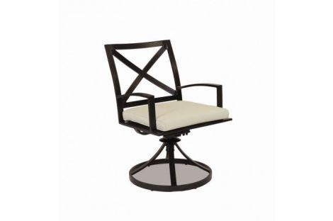 La Jolla Swivel Dining Chair